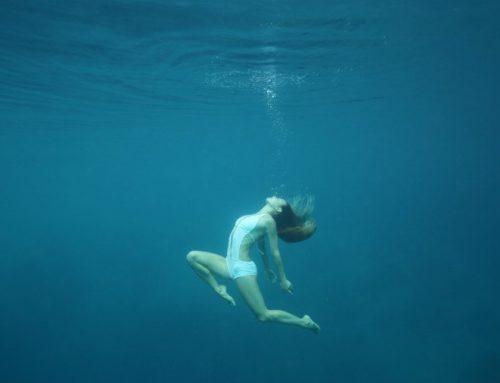 Britta Trubridge la sirena dello Yoga