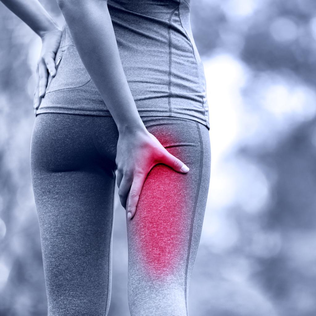 3 tipi di dolore ai glutei – ecco come rimediare