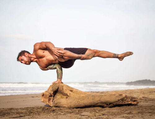 7 Motivi per convincere gli uomini a fare yoga