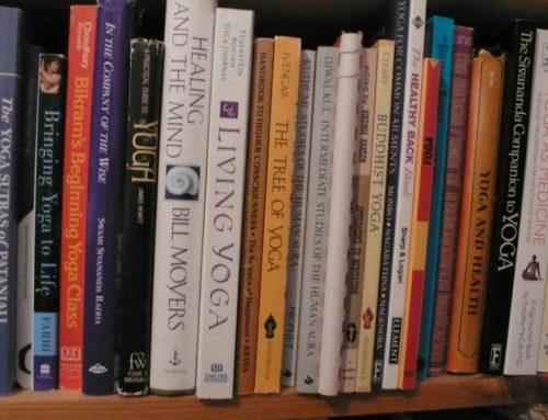Libri di yoga da avere in libreria