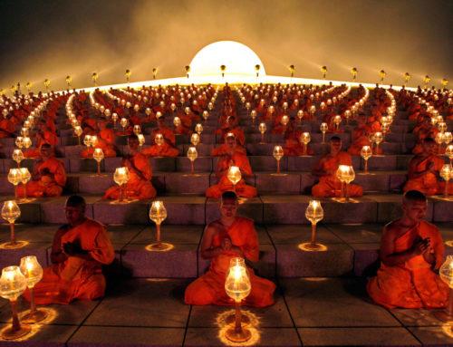 Meditazione Vipassana qualche info in più