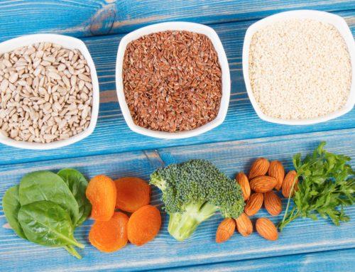 20 alimenti che accelerano il metabolismo