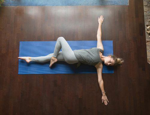 Come lavorare con flessori dell'anca, estensori e i lombari